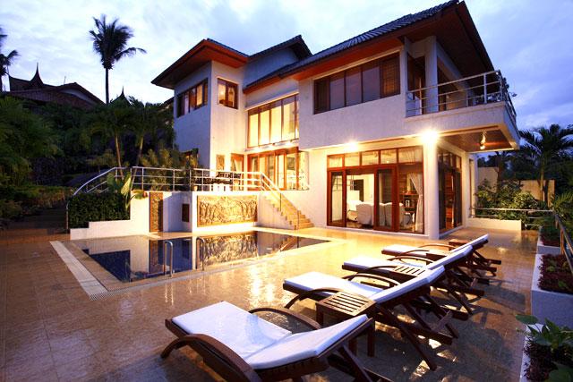 Extravagant patong Villa
