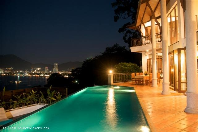 5 star villa to rent