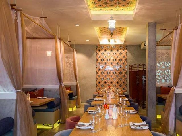 Arabia style restaurant business in phuket