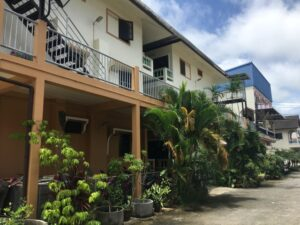 60 rooms apartments business patong