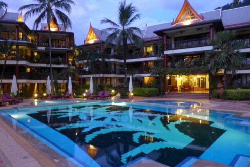For sale: 2 bedroom condos in The Residence of patong