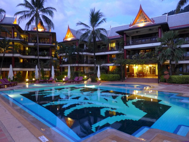2 bedroom condos in the residence of patong