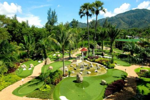Phuket Adventure Mini Golf