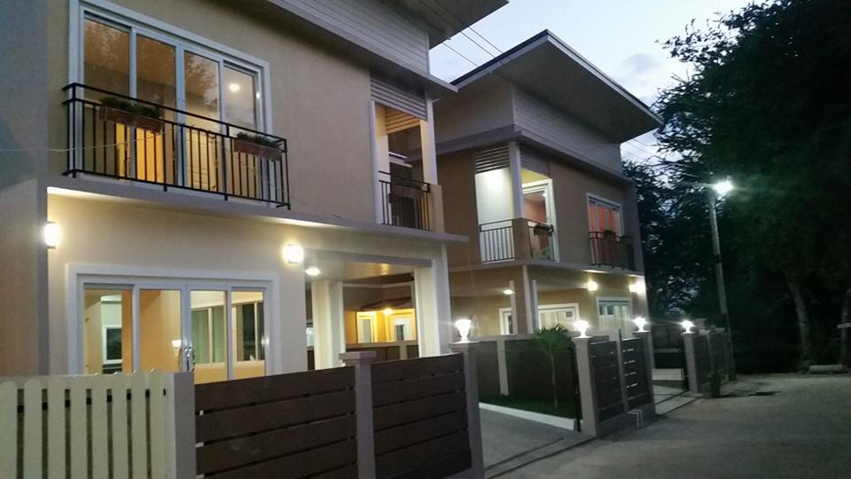 Brand new Khon Kaen houses with 2 floors