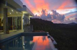 Phuket villa near mission hills golf course