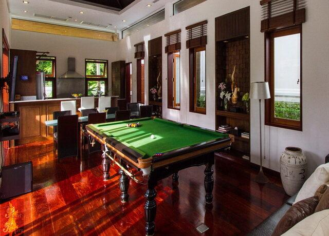 Saiyuan 9 Villa - 5 Bedroom Luxury Villa Phuket