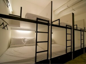 Modern style hostel with lift patong