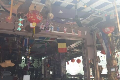 Small patong guest house with bar business