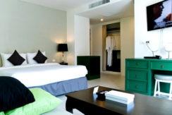 Hip & friendly 36 room hotel