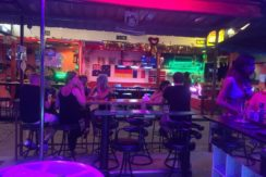 Small patong bar with central location