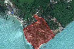 Spectacular 20 rai land on Coconut Island