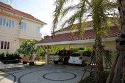 Impressive hillside 5 bed pool villa