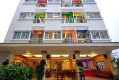Hotel and service apartments in patong