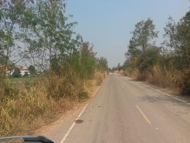 16 rai of khon kaen land by main highway