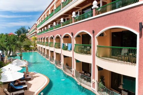 Karon Resort Spa with 91 room
