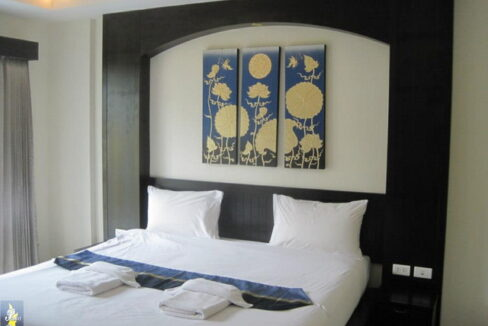 Nice hotel in the heart of Patong