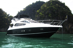 2011 Manhattan 63ft located in Penang Malaysia