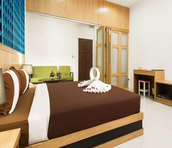 New central patong hotel 18 room
