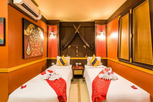 Thai boutique style hotel in patong beach