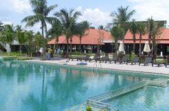Beach front resort Spa
