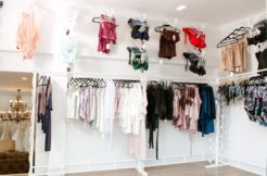 Established designer lingerie and swim wear