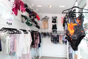 Established designer lingerie and swim wear
