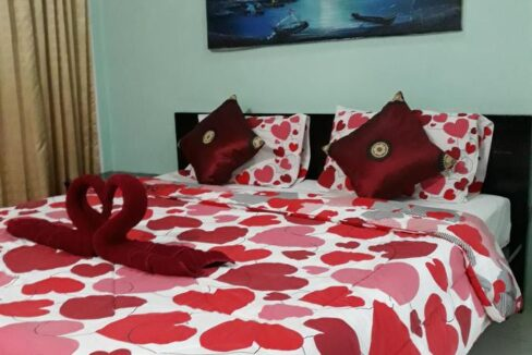 6 room guest house is located in Patong