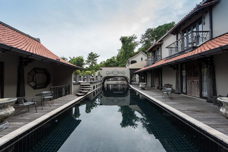 Small luxury resort & spa located in Nai Harn
