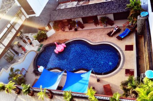 Ocean view patong hotel with 44 rooms