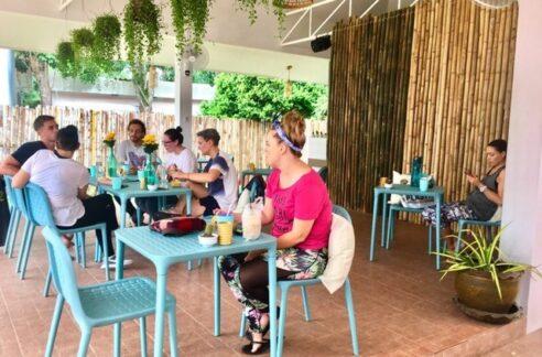 New health restaurant on Soi Ta-Ied