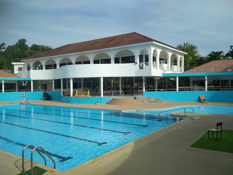 Sport club fully equipped in kathu