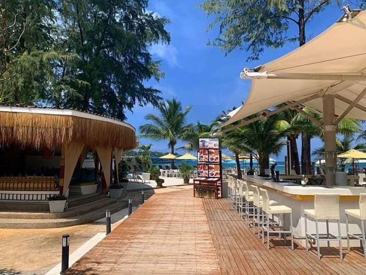 Award winning beach front Bang Tao restaurant