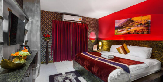 Patong boutique hotel with perfect Location