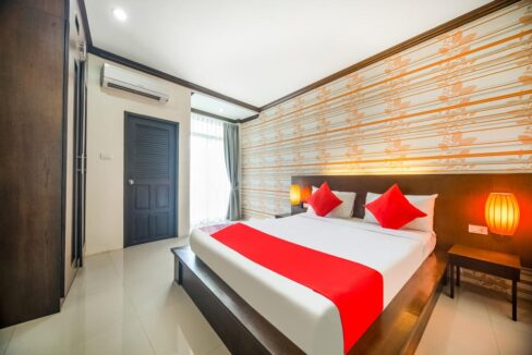 Successful patong city hotel